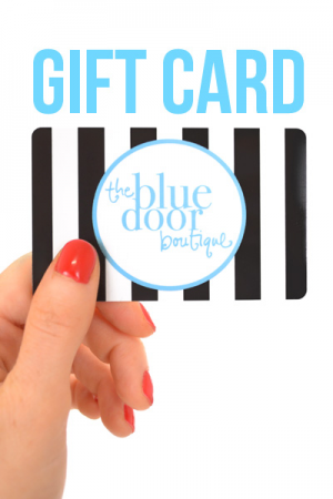 The Blue Door Boutique Gift Card