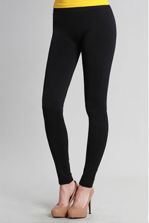 Magic Leggings, Black (Long)