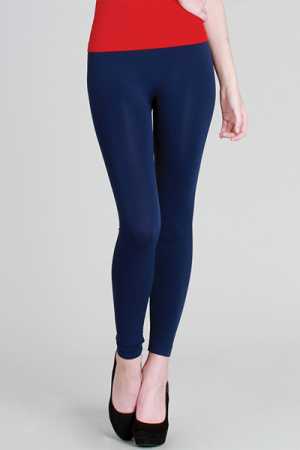 Magic Leggings, Navy (Long)
