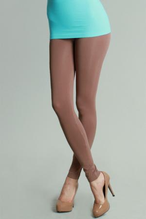 Magic Leggings, Taupe (Long)