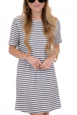 A+ Striped Dress
