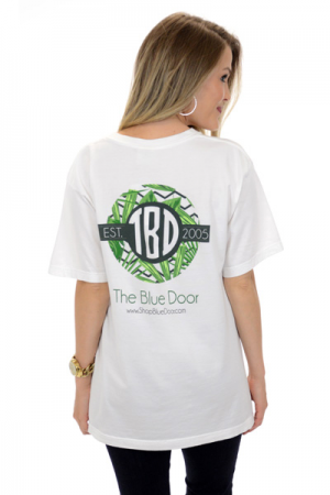 The Blue Door Boutique Birthday Tee
