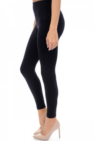 SPANX Seamless Legging, Black