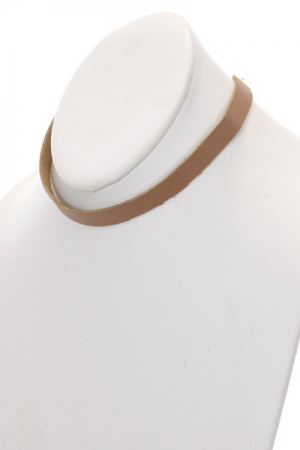 Fall Choker, Tan