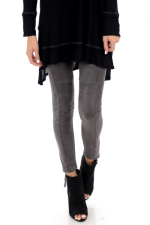 Skylar Leggings, Charcoal
