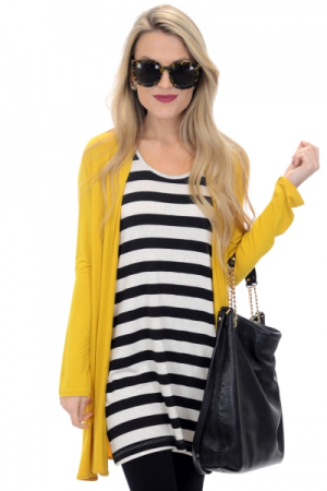 Koda Cardigan, Yellow