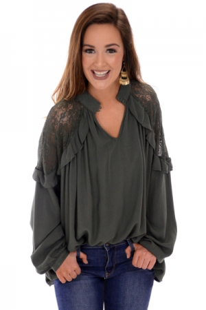 Carrie Top, Olive