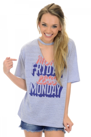 More Friday Tee