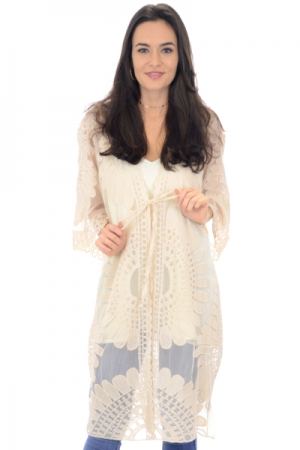 Sugar Lace Cardigan