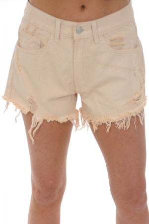 Shell Pink Cutoffs