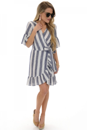 Picnic Wrap Dress