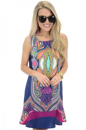 Print Master Dress