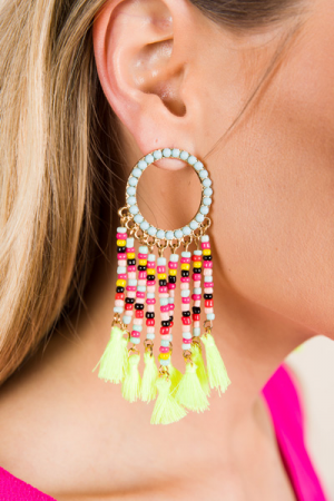 Dare to Stare Earring