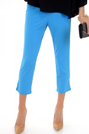 Liquid Heaven Pants, Turquoise