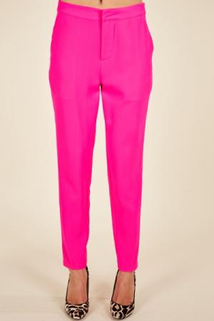 Audrey Pants, Hot Pink
