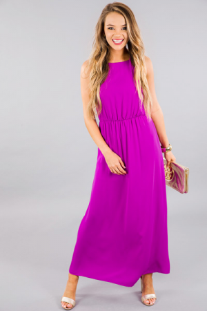 Mad For You Maxi, Magenta