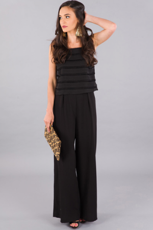 Fringe Benefits Jumpsuit
