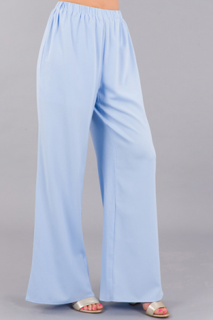 Baby Blue Pants