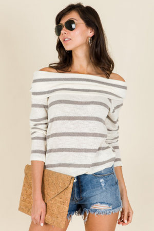 Caroline Off Shoulder Top