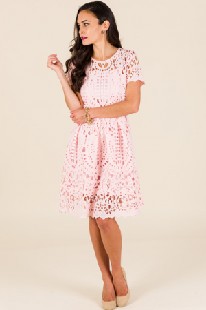 Pink Dreams Dress