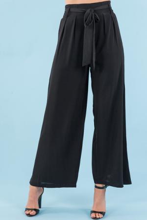 Modern Femme Pants, Black