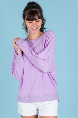 Lavender Lady Sweatshirt