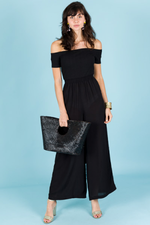Rise to the Occasion Jumpsuit