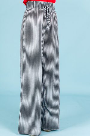 On the Road Striped Pants