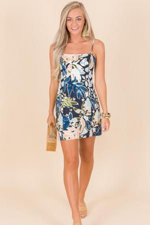 Hawaii Tank Dress