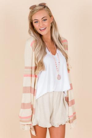 Shea Sweater, Apricot