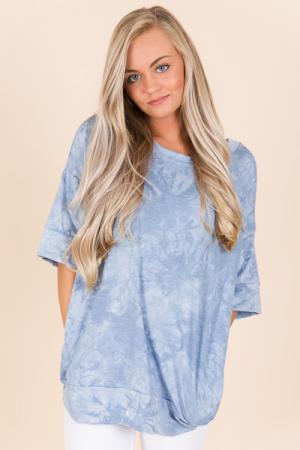 Kristen Tunic, Blue
