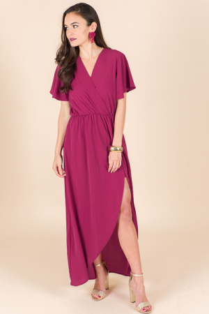 Forever More Maxi, Cherry