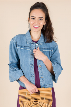 Sasa Denim Jacket