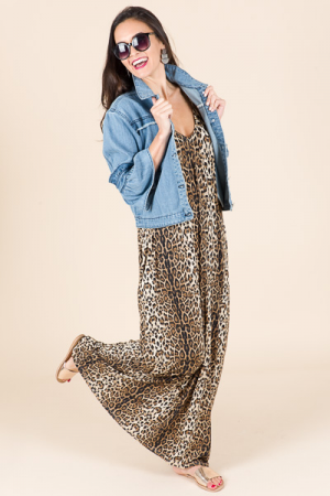 Leopard Lover Maxi