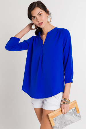 Classic Carrie Top, Royal