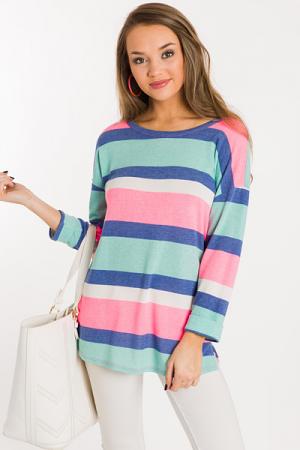 Highlighter Stripes Tunic