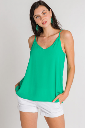 Candy Crush Cami, Green