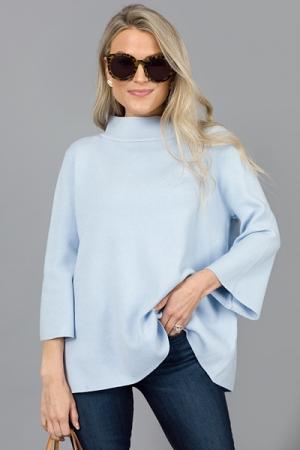 Audrey Sweater, Blue