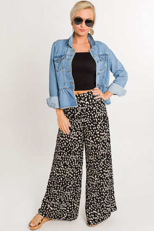 Mo Speckled Pants