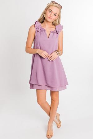 Meet the Parents Dress, Lilac