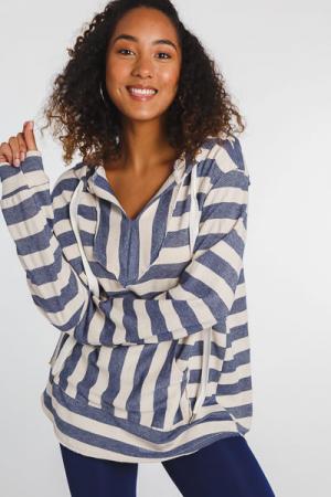 Sailor Stripes Hoodie
