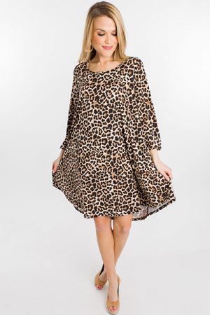 Wild Time Swing Dress
