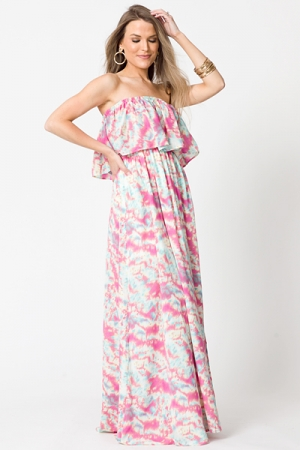 Passion Punch Maxi, Pink