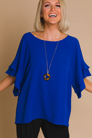 Eliza Top, Cobalt