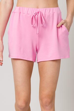 Softest Modal Short, Pink