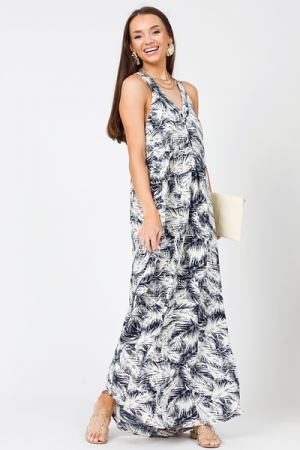 Navy in Negril Maxi