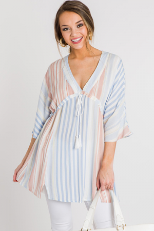 Seaside Stripe Frock
