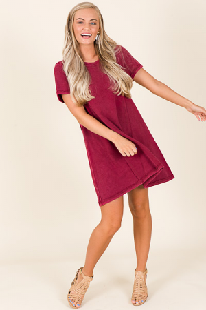 Mineral Wash Frock