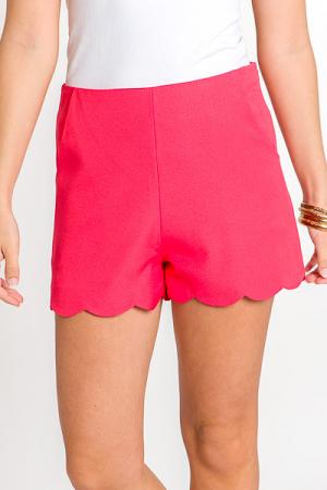Sandy Shorts, Coral