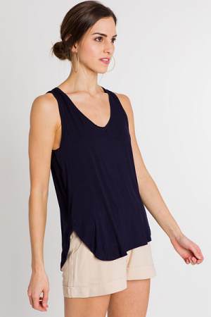 Everyday V Tank, Navy